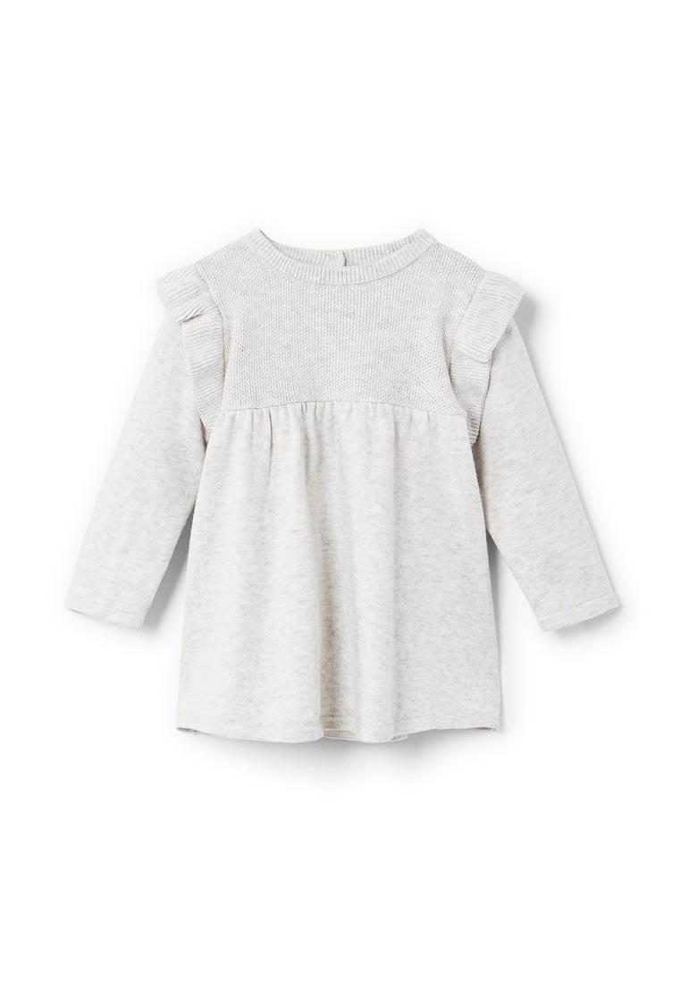 Повседневное платье Mango Kids (Манго Кидс) 23060539