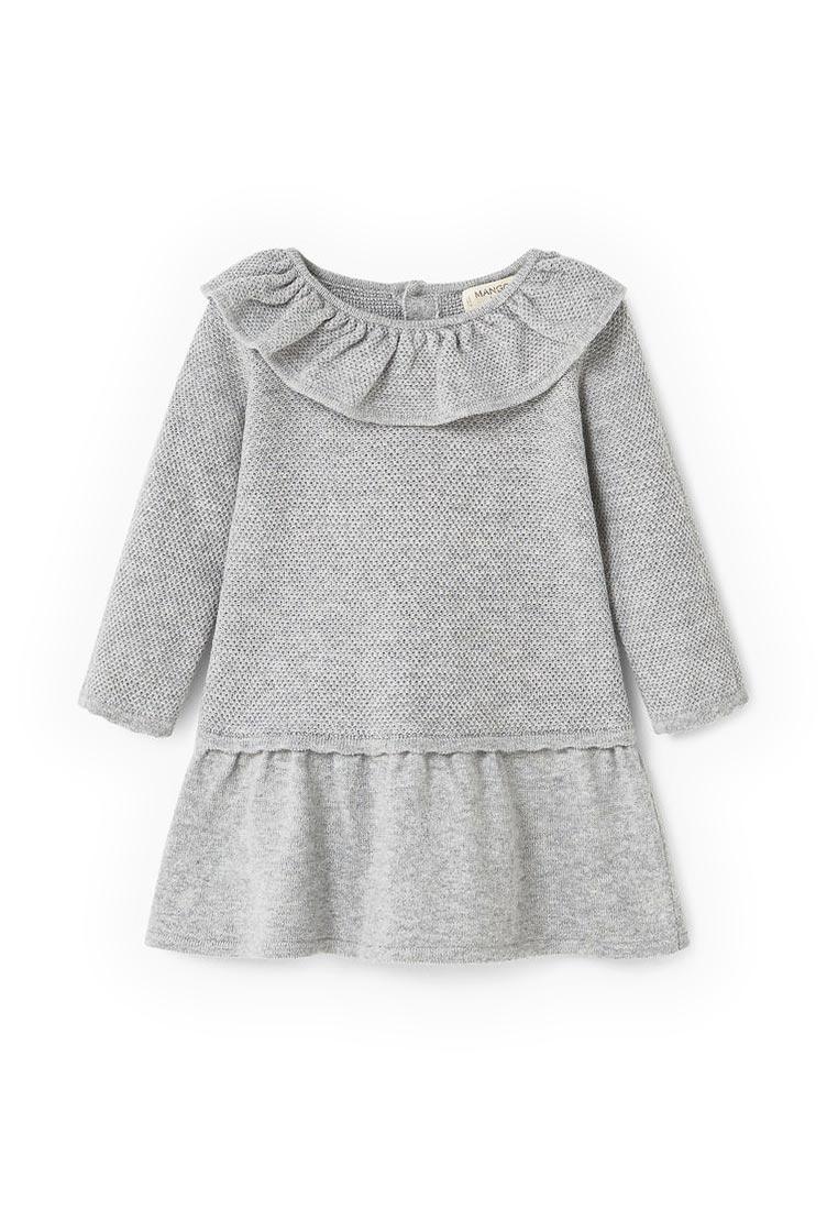 Повседневное платье Mango Kids (Манго Кидс) 13040584