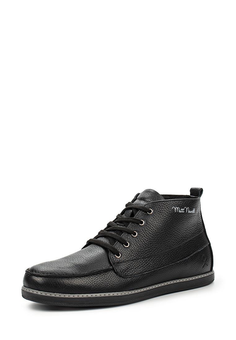 Мужские ботинки Matt Nawill 493961BX
