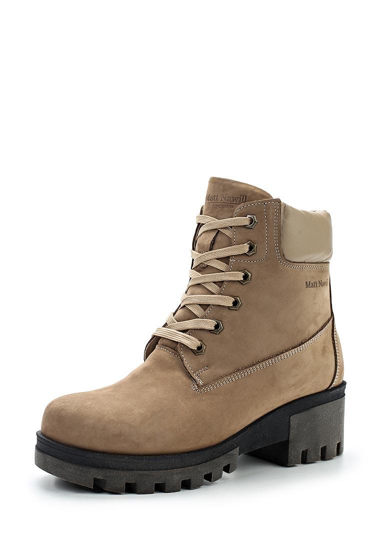 Женские ботинки Matt Nawill 716137CN