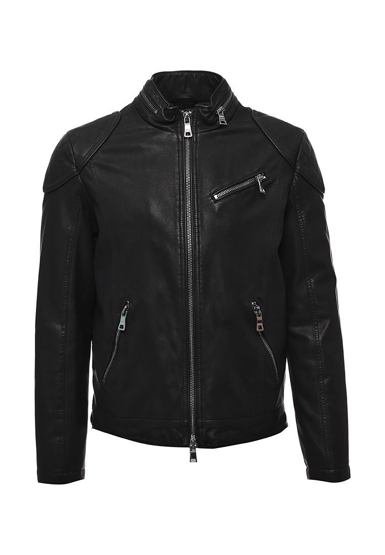 Кожаная куртка Marciano Guess 74H315 1409Z