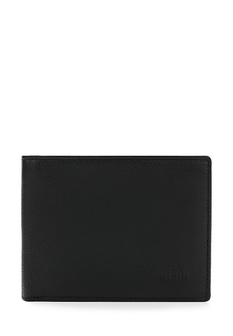 Кошелек Mano 14660/2 black