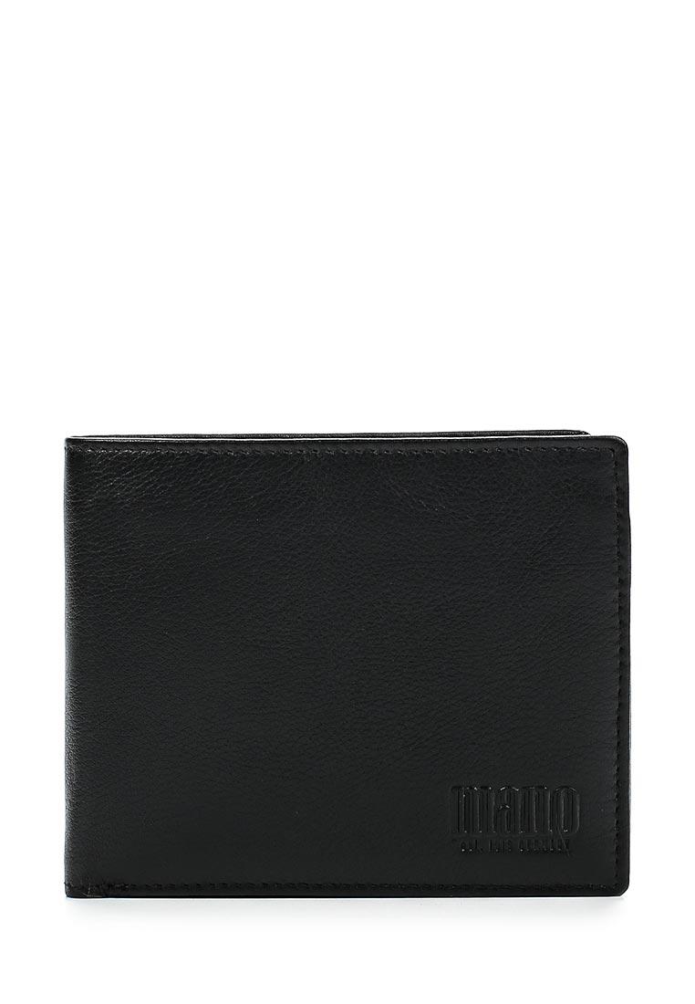 Кошелек Mano 14660/3 black