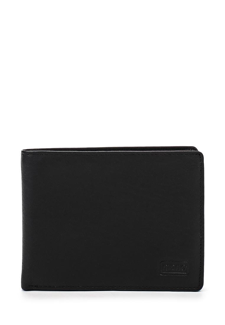 Кошелек Mano 13406 black