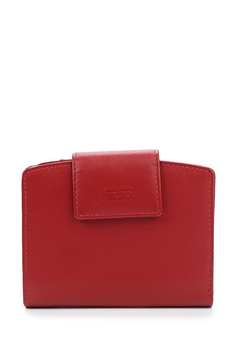 Кошелек Mano 13411 red