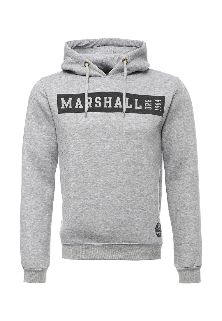 Мужские худи Marshall Original HS_BOX_GRIS
