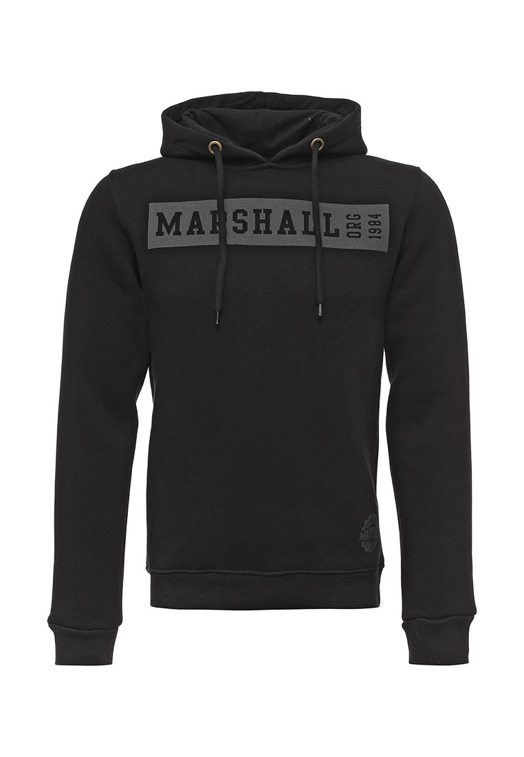 Мужские худи Marshall Original HS_BOX_NOIR
