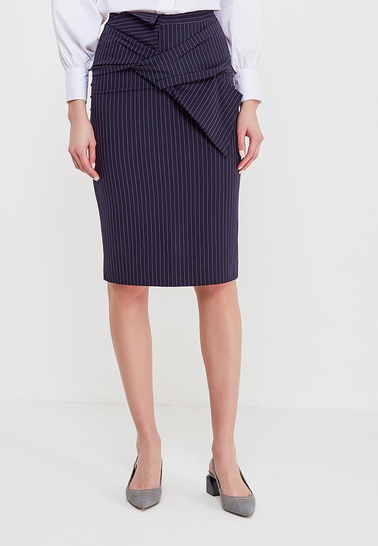 Прямая юбка Massimiliano Bini LA118-1003