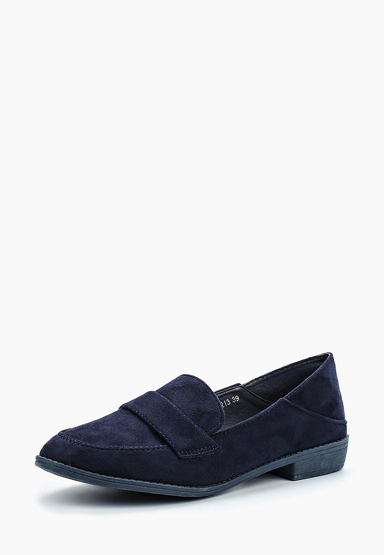 Женские лоферы Max Shoes 688-213