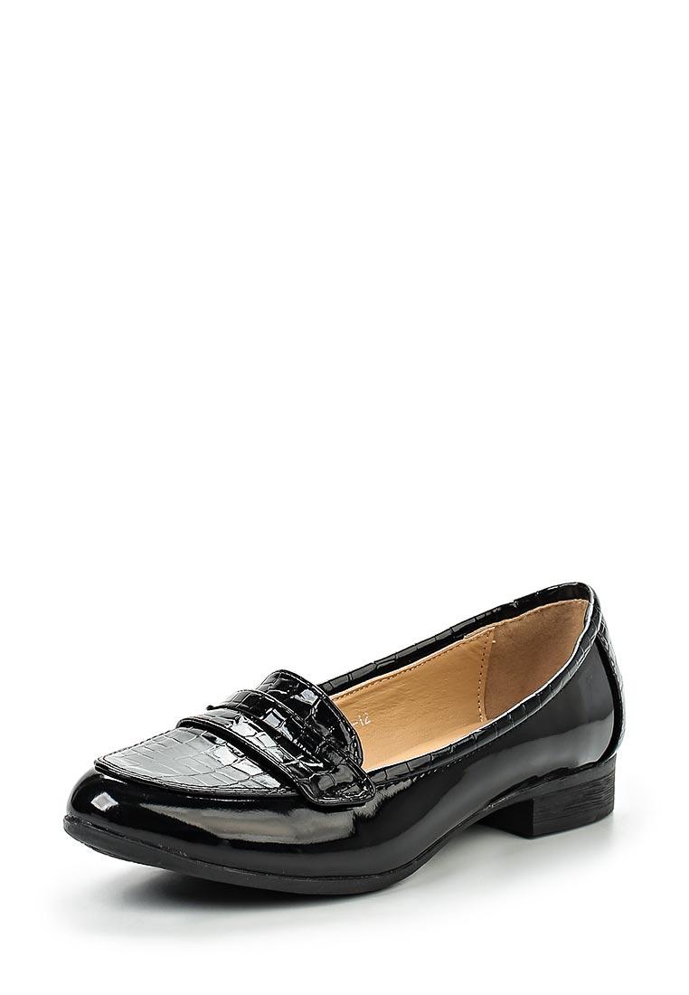 Женские лоферы Max Shoes 6610-12