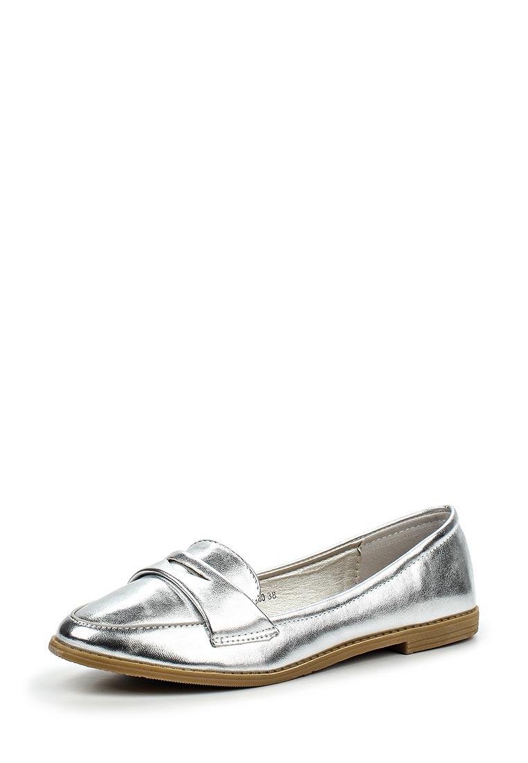 Женские лоферы Max Shoes 688-180