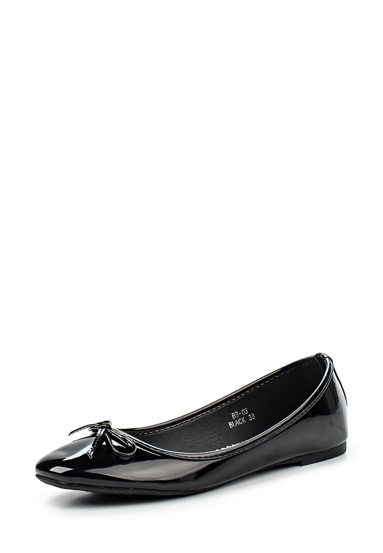Женские балетки Max Shoes BB-03