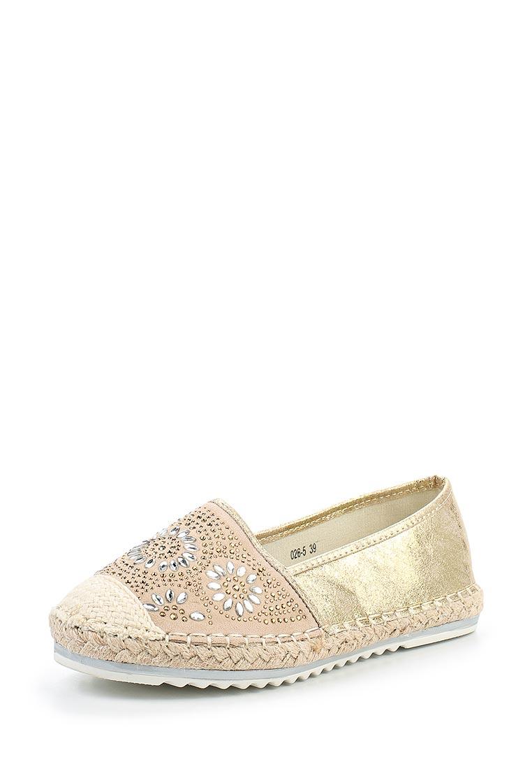 Женские эспадрильи Max Shoes 026-5