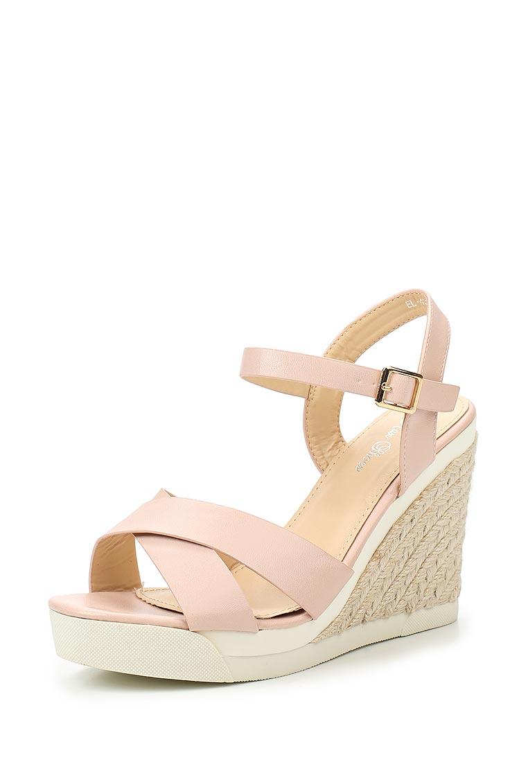 Женские эспадрильи Max Shoes EL-436