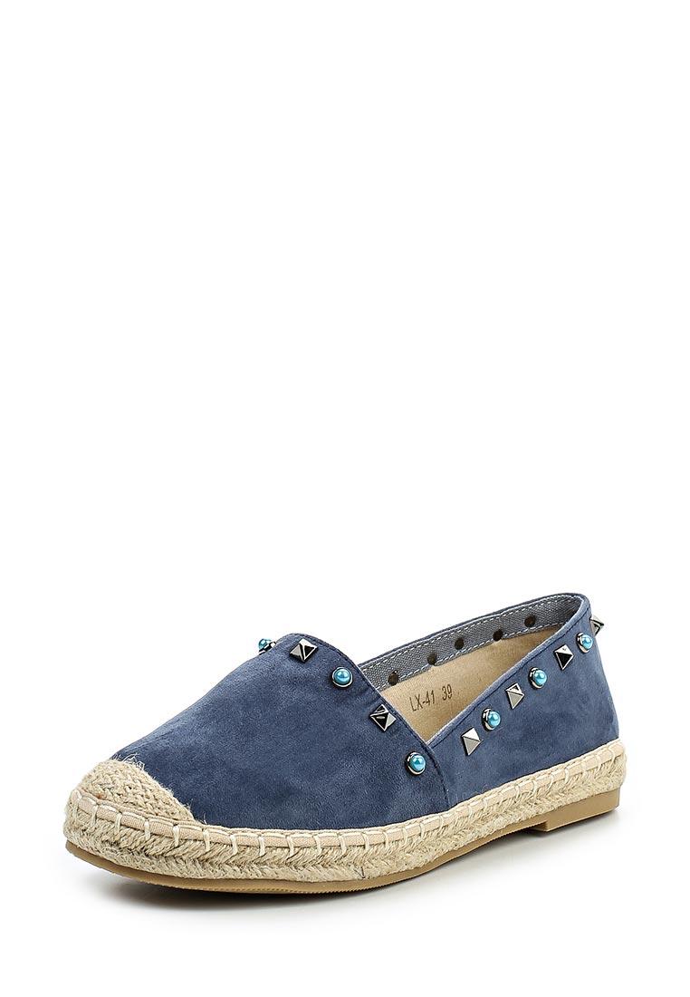Женские эспадрильи Max Shoes LX-41