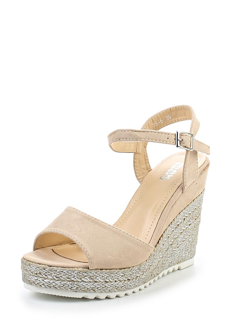Женские эспадрильи Max Shoes TS-5