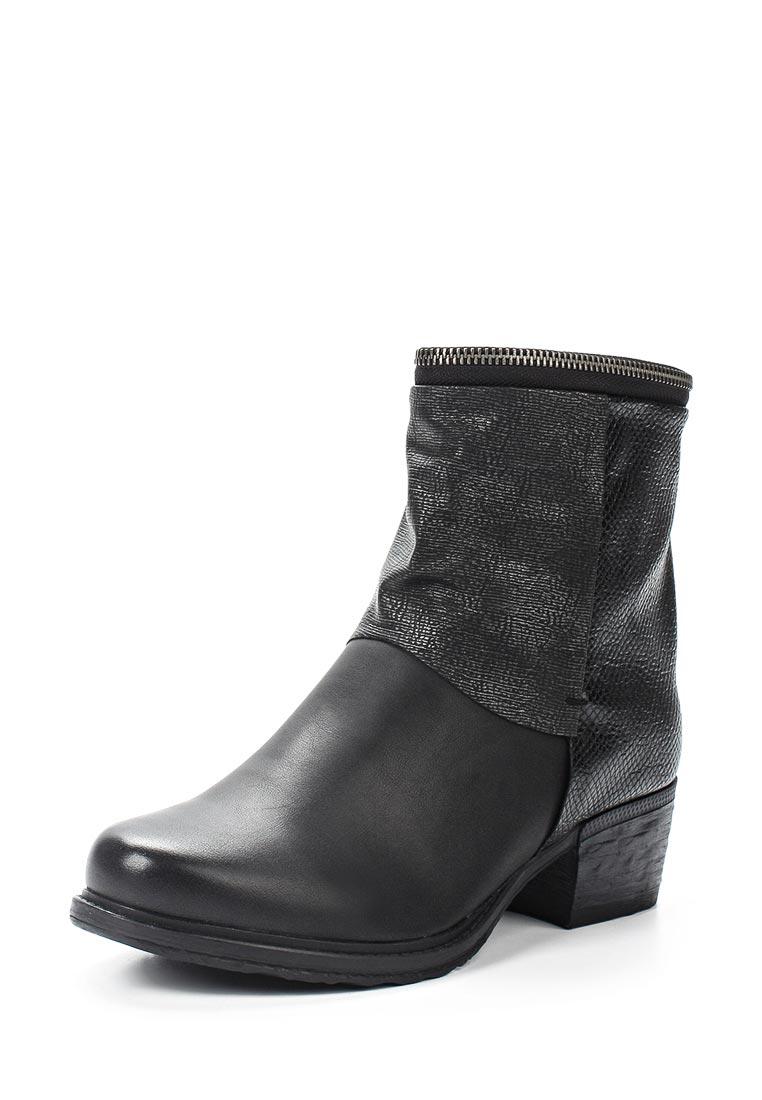 Полусапоги Max Shoes 16A-3213