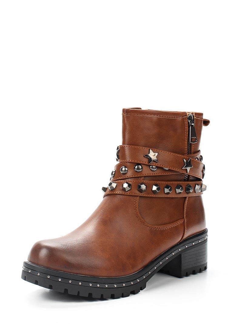 Женские ботинки Max Shoes 80-17(21639-A11)