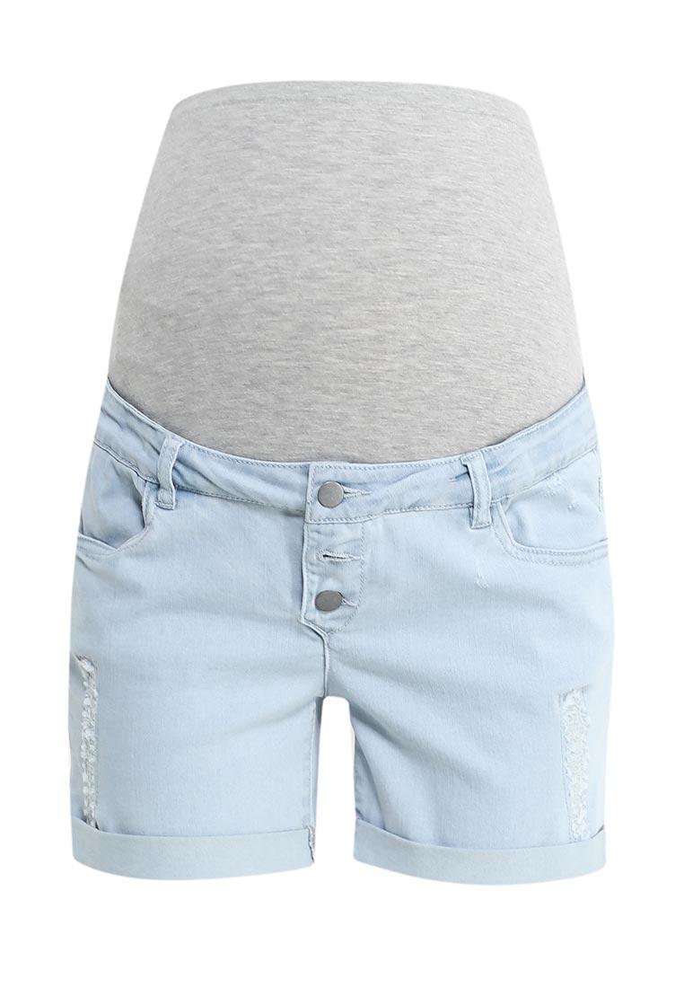 Женские джинсовые шорты Mamalicious 20007110