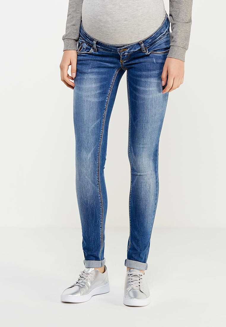 Зауженные джинсы Mamalicious 20007645