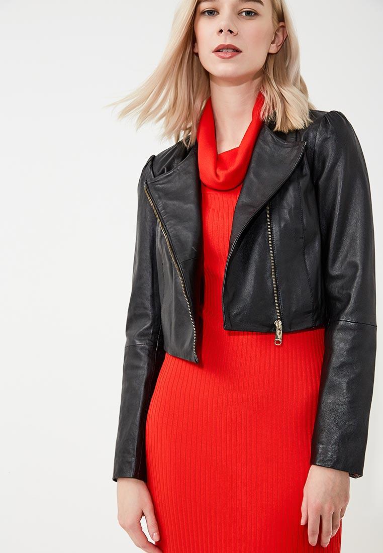 Кожаная куртка MAX&Co 64419618