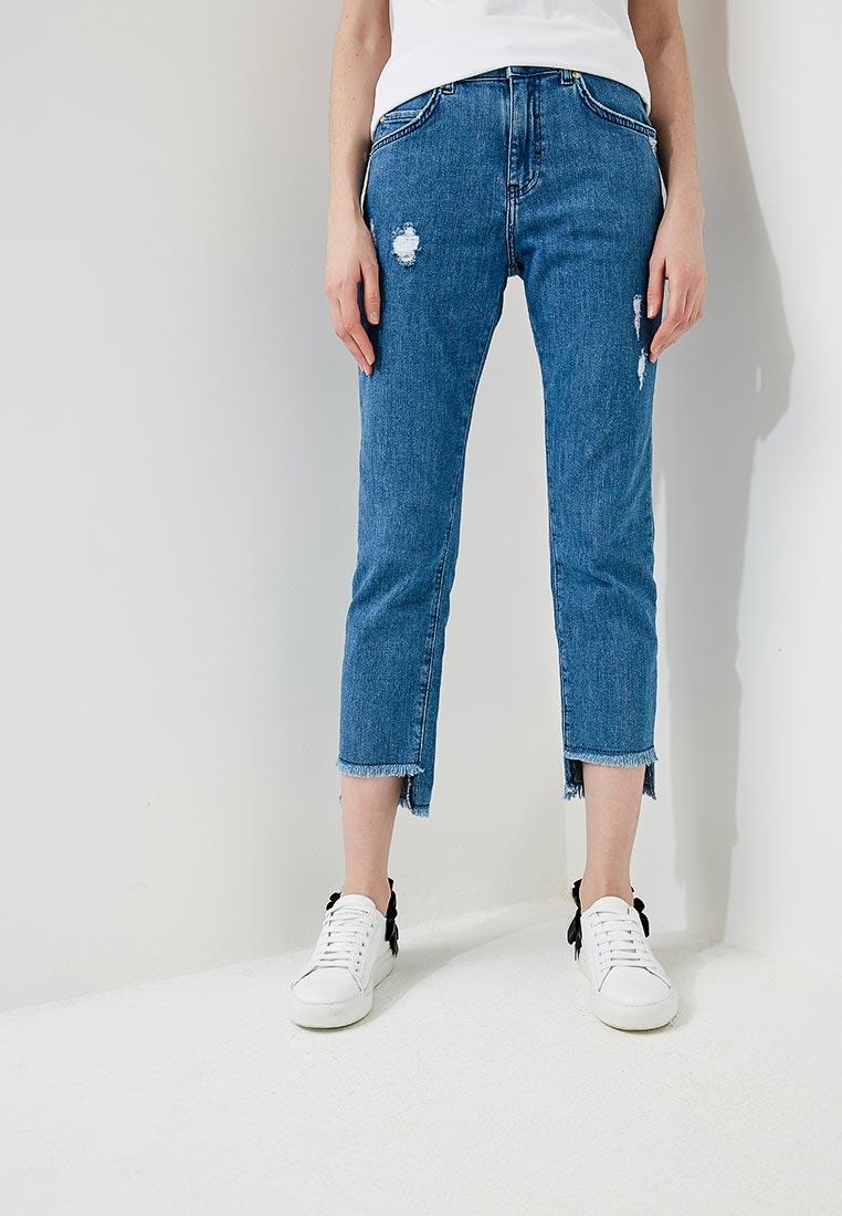 Зауженные джинсы MAX&Co 61819018