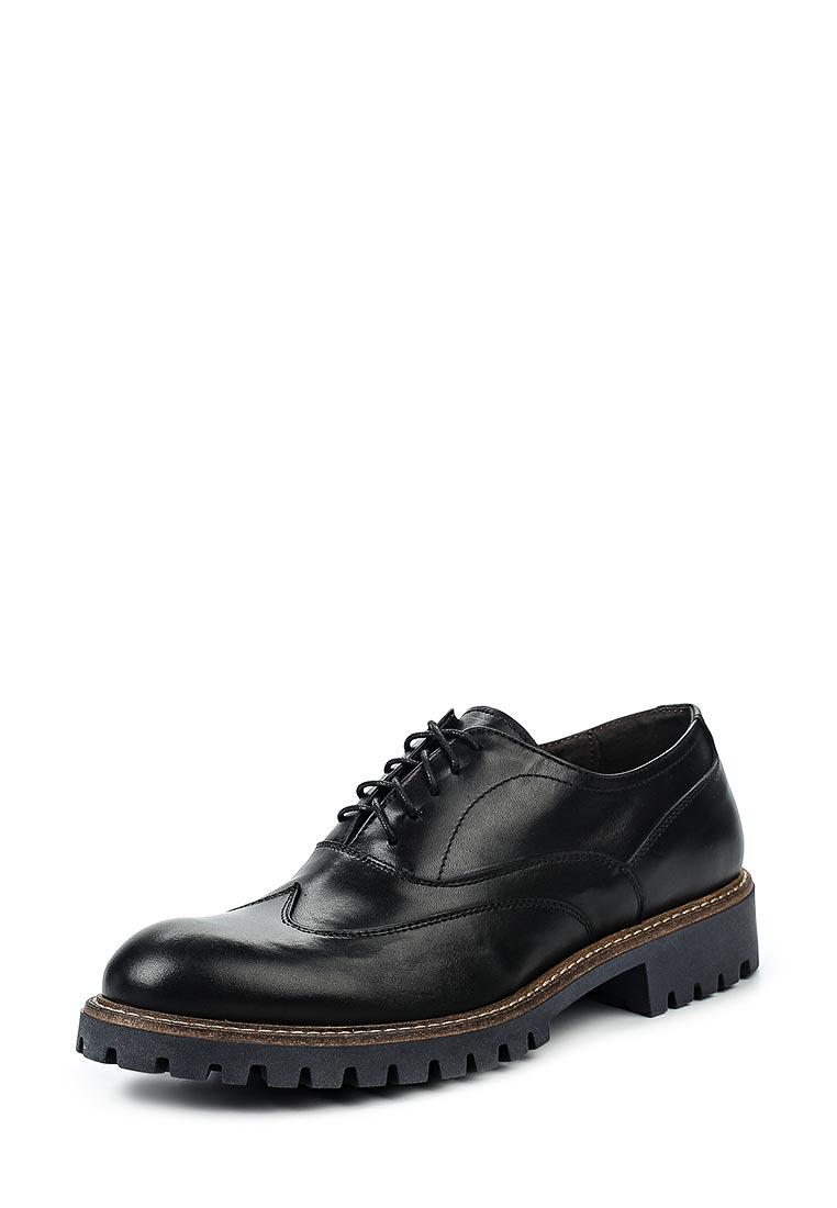 Мужские ботинки Made in Italia LUCA_NERO