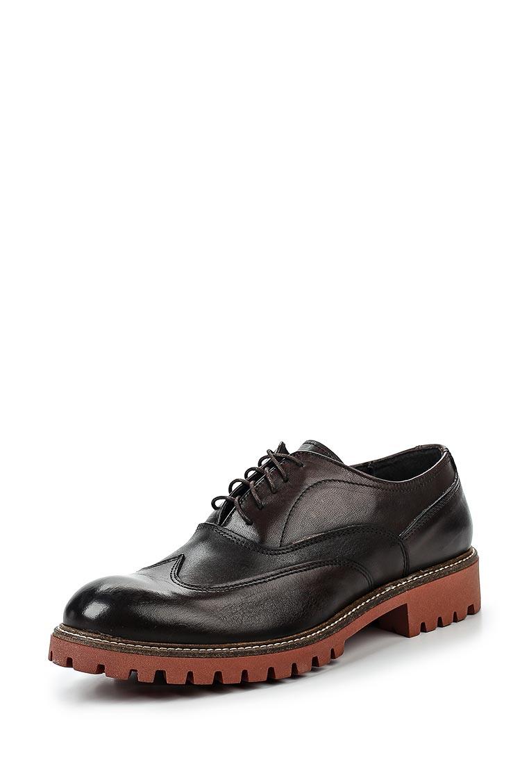 Мужские ботинки Made in Italia LUCA_TMORO