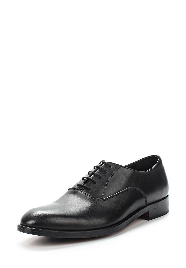 Мужские туфли Made in Italia MASSIMO_NERO