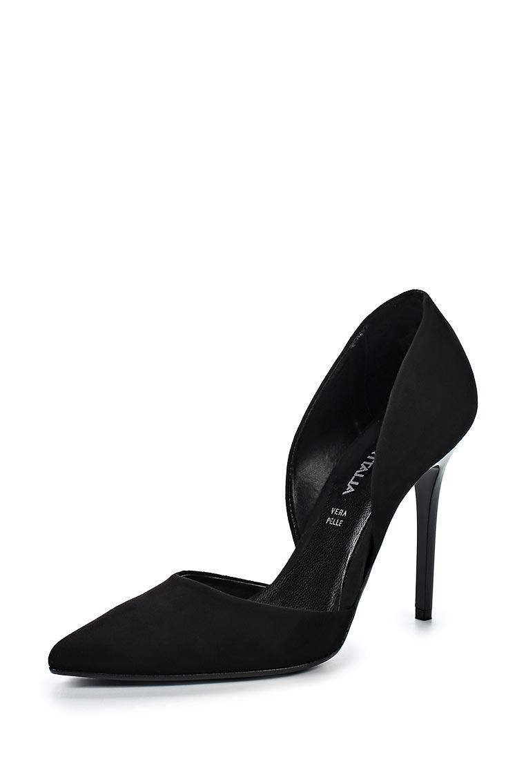 Женские туфли Made in Italia PAOLA_NERO