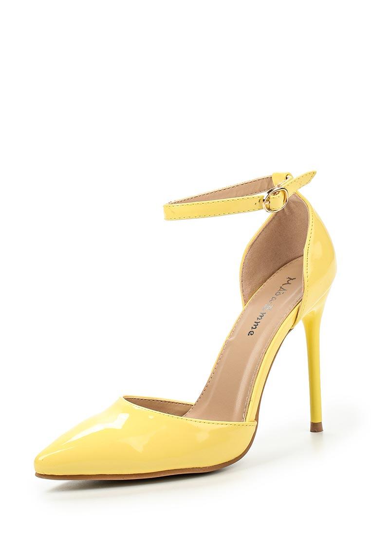 Женские туфли Mada-Emme F5-B-M40