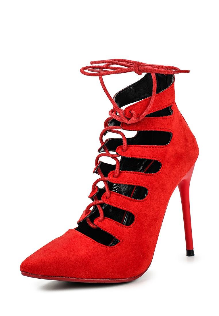 Женские туфли Mada-Emme F5-A16-1303