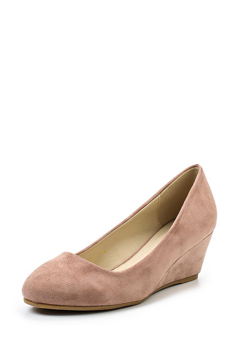 Туфли на плоской подошве Mada-Emme F5-9-13