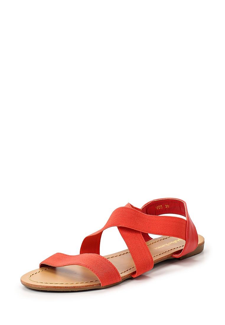 Женские сандалии Mada-Emme F5-M55