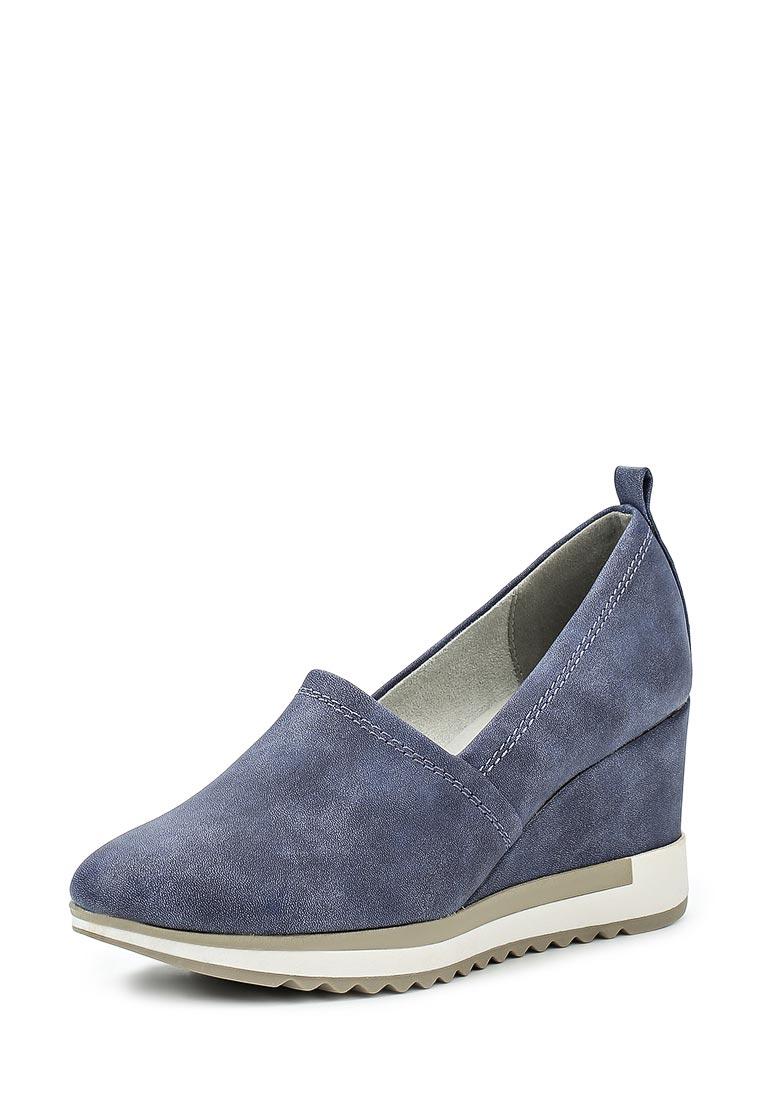 Туфли на плоской подошве Marco Tozzi 2-2-24717-38-892