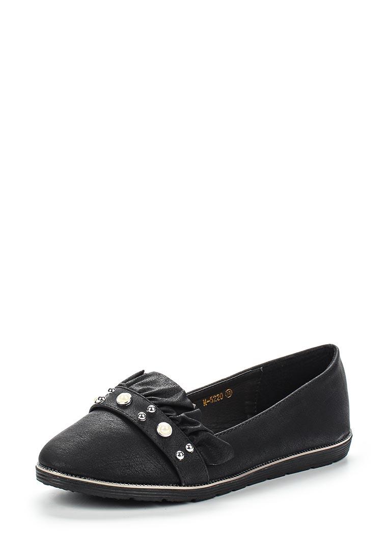 Туфли на плоской подошве Marquiiz M-5220