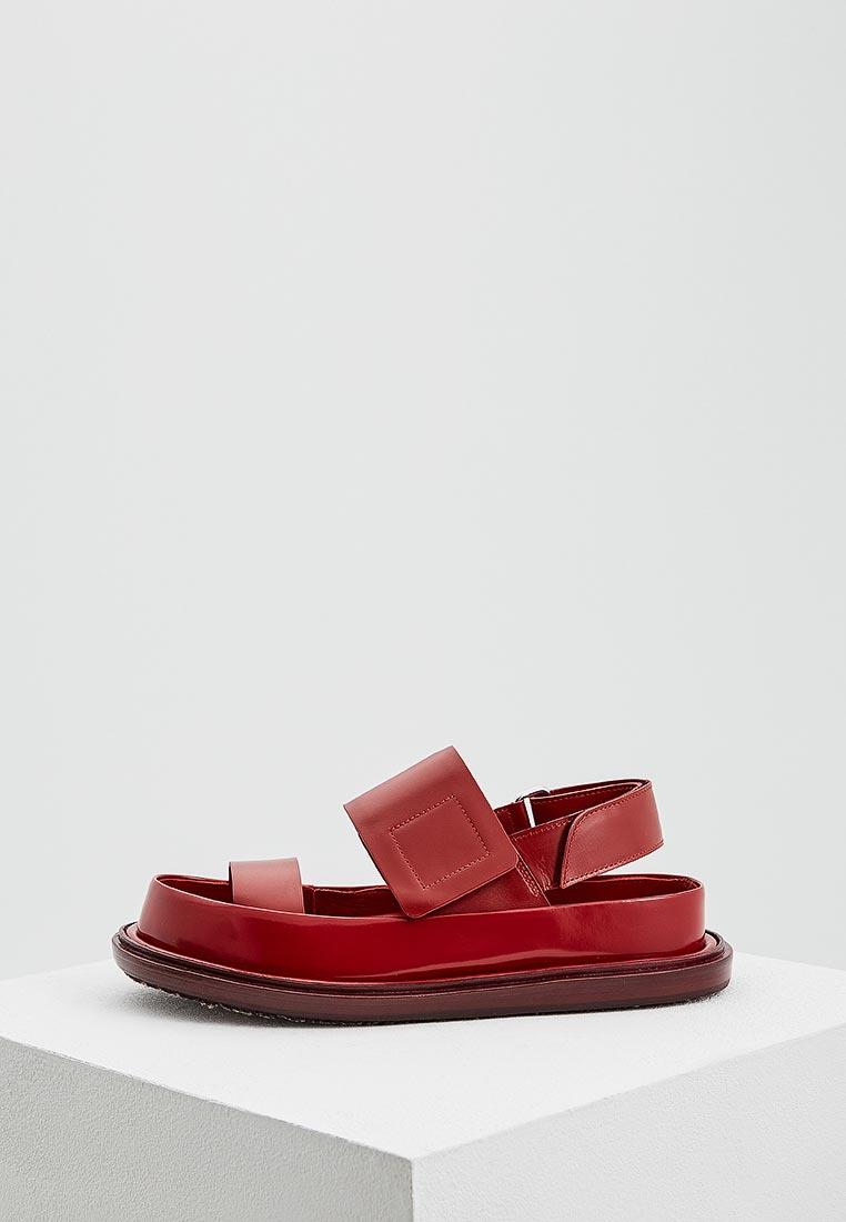 Женские сандалии MARNI FBMSY23G01LV531