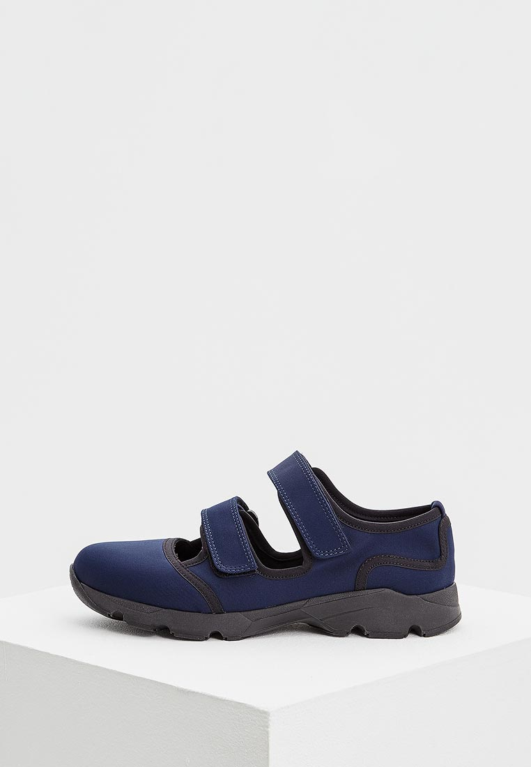 Женские кроссовки MARNI SNZWS01G02TCR86: изображение 1