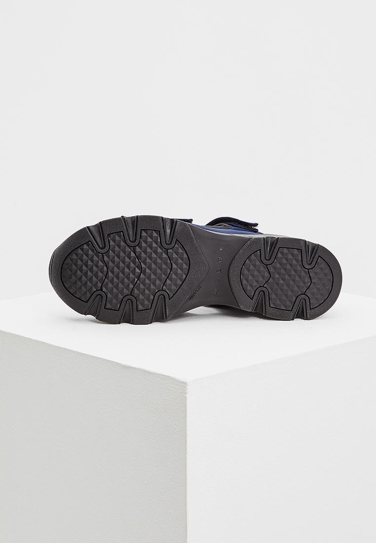 Женские кроссовки MARNI SNZWS01G02TCR86: изображение 3