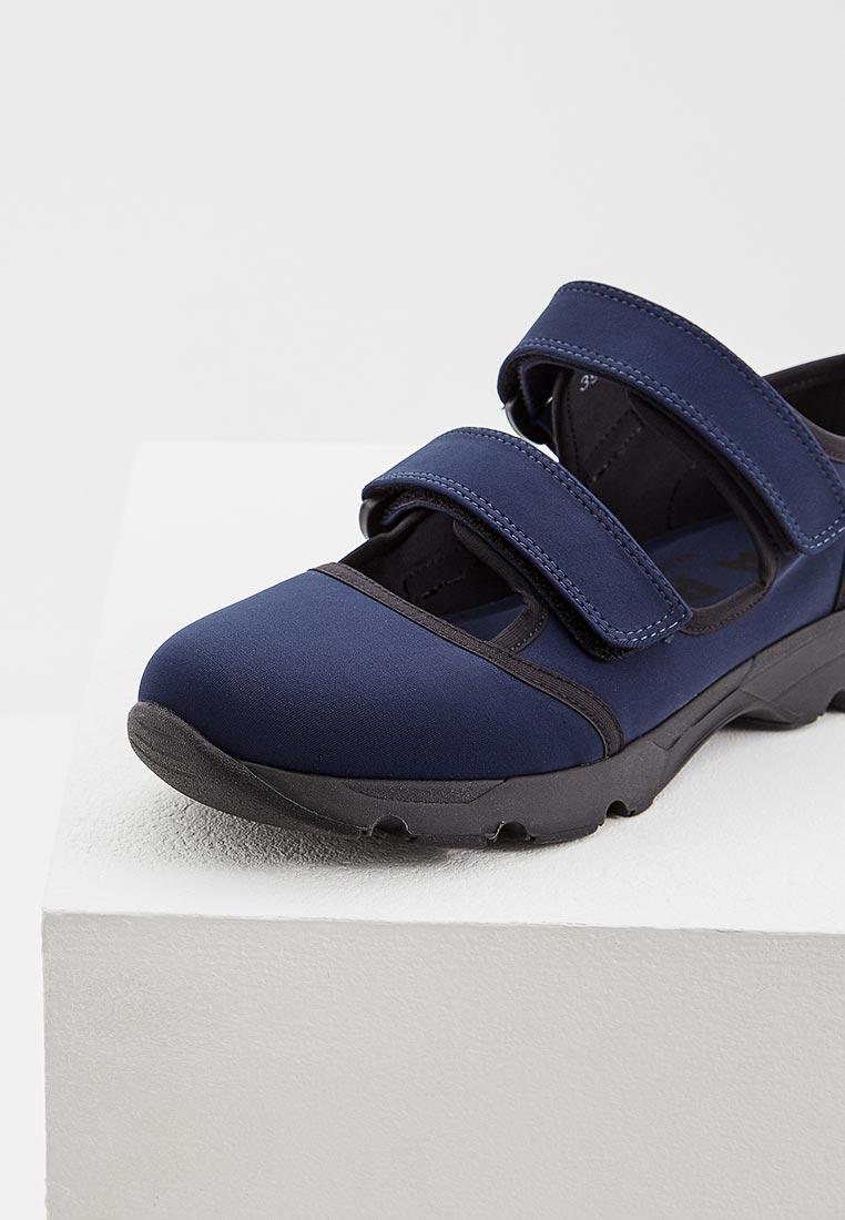 Женские кроссовки MARNI SNZWS01G02TCR86: изображение 4