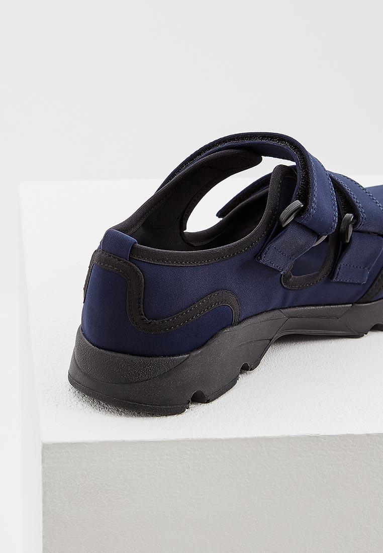 Женские кроссовки MARNI SNZWS01G02TCR86: изображение 5