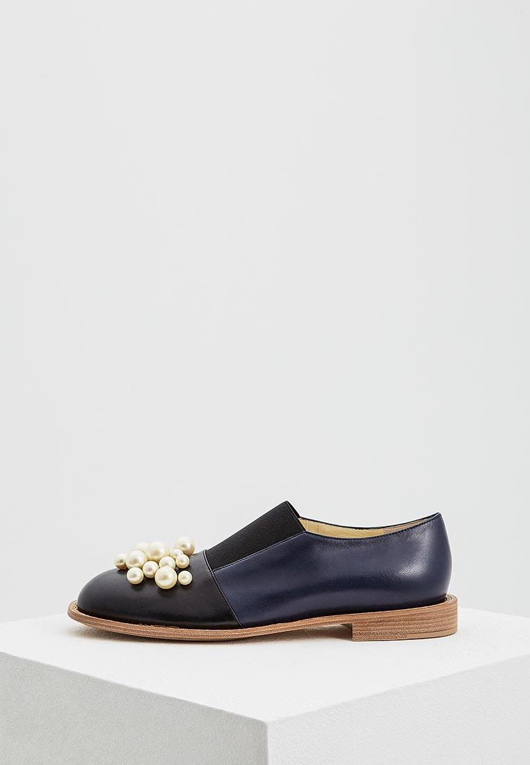 Женские туфли MARNI MOMSY09C02LA599