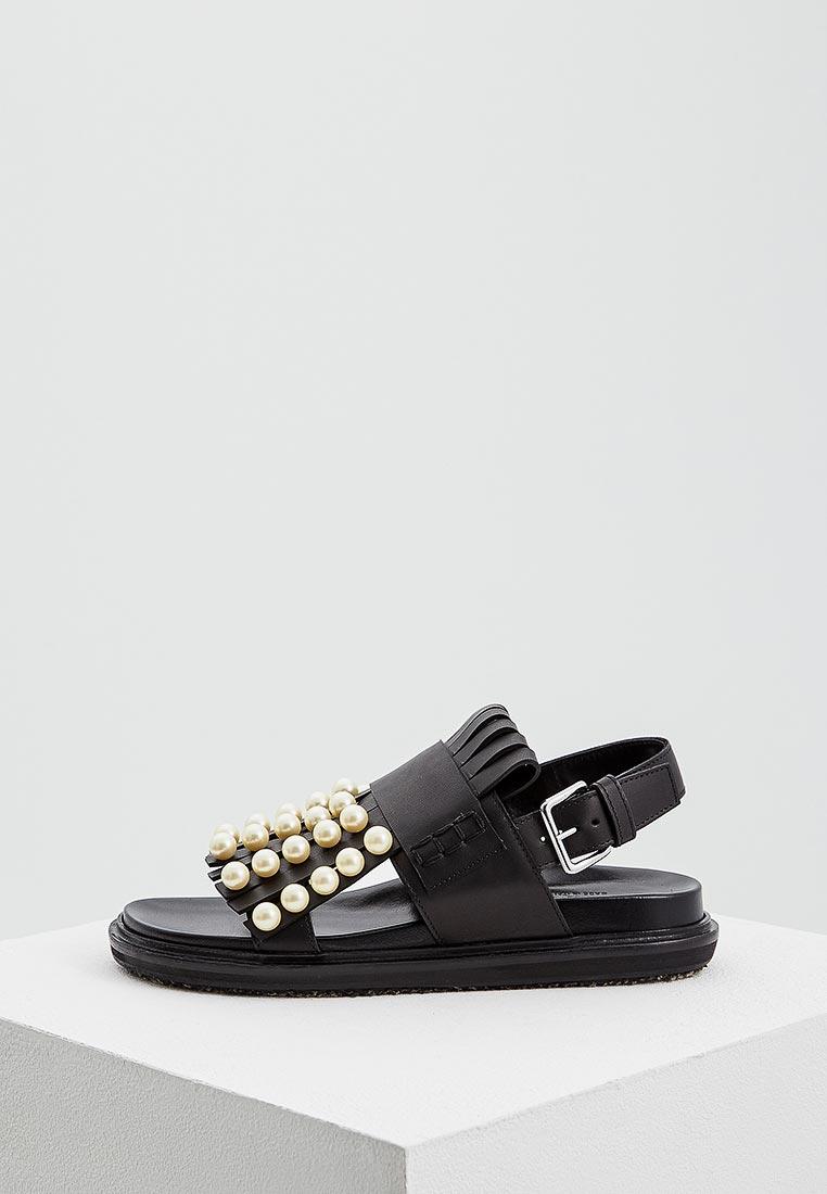 Женские сандалии MARNI fbmsy13g01lv734