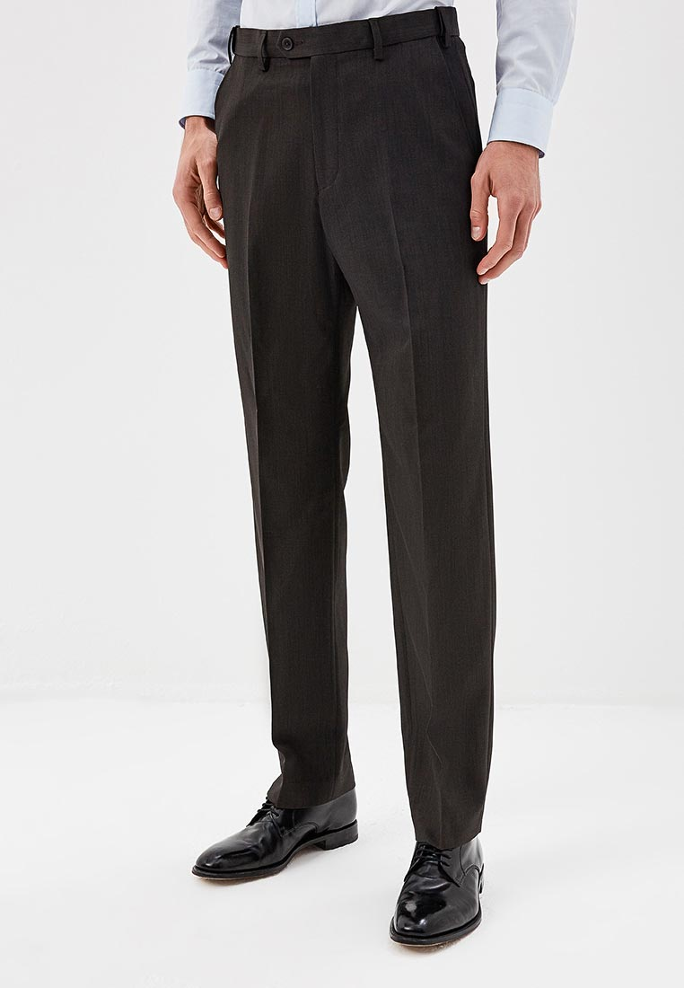 Мужские зауженные брюки Marks & Spencer T173234MSH