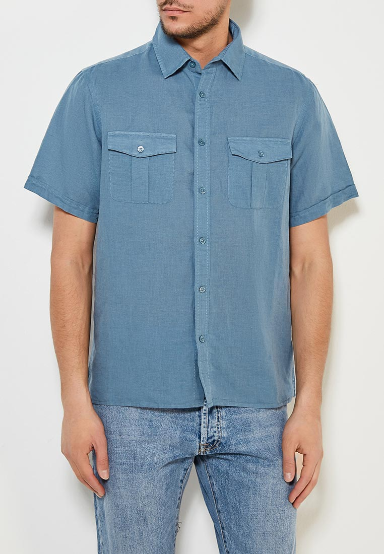 Рубашка с длинным рукавом Marks & Spencer T256968IVH