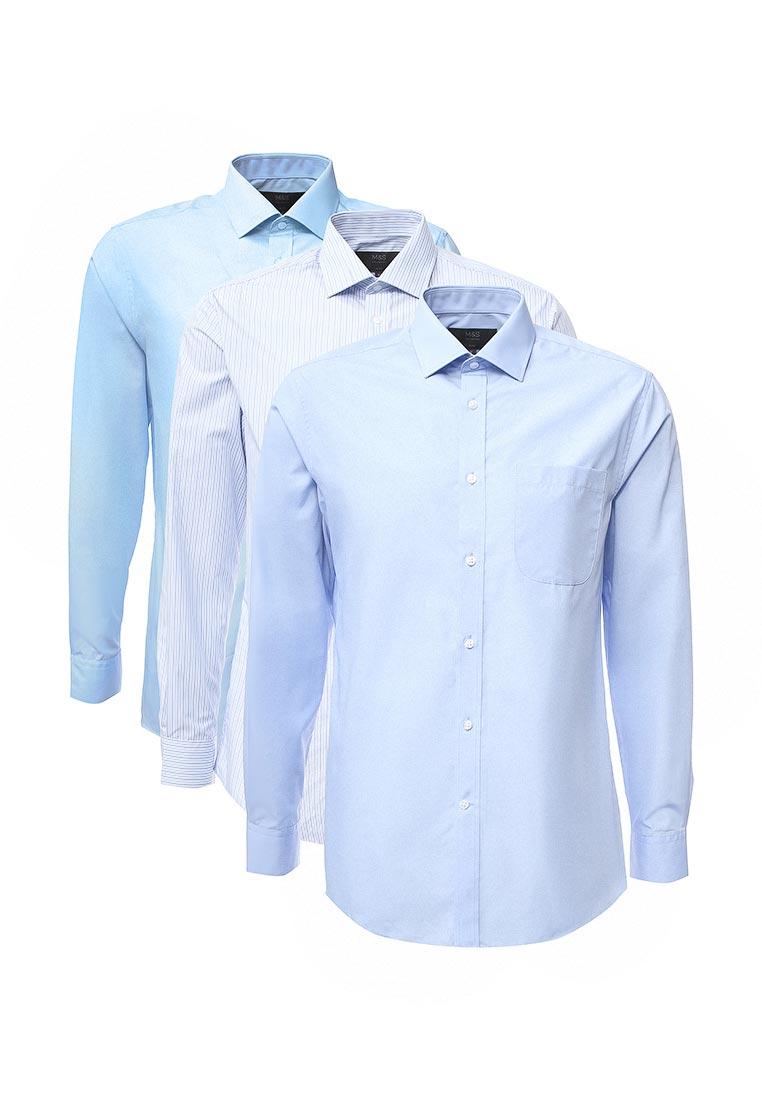 Рубашка с длинным рукавом Marks & Spencer T112317SE0
