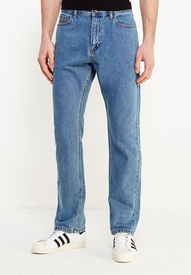 Мужские прямые джинсы Marks & Spencer T176523BE2