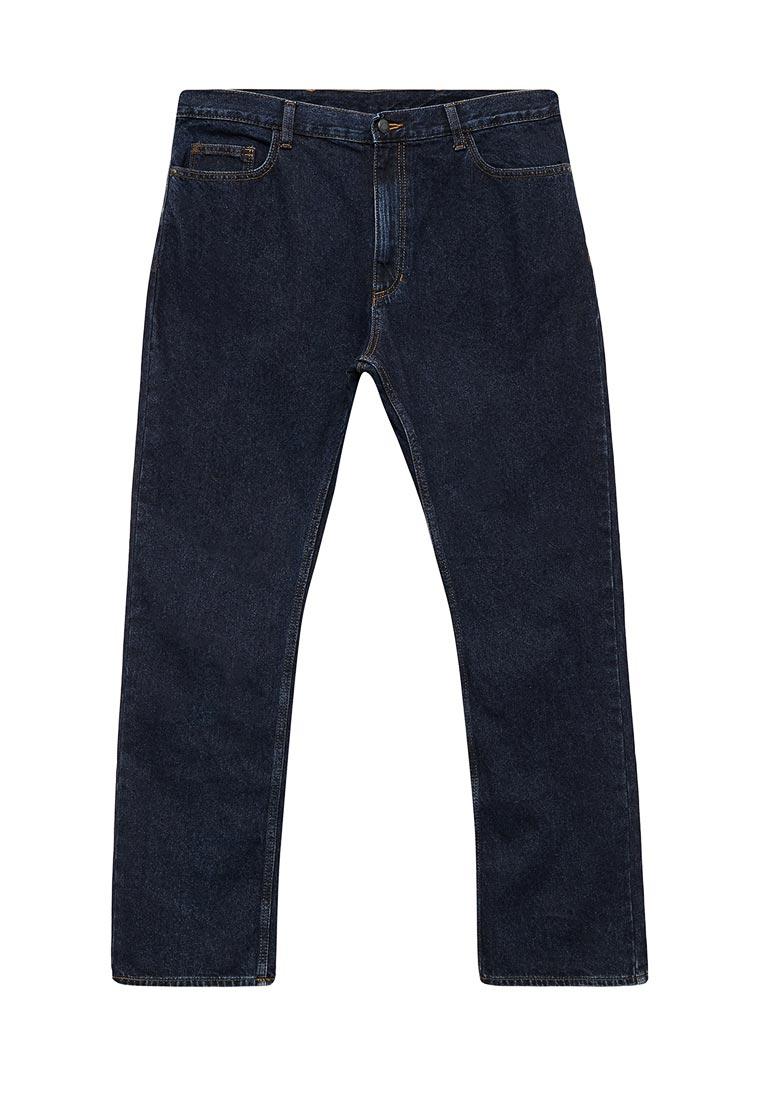 Мужские прямые джинсы Marks & Spencer T176523B