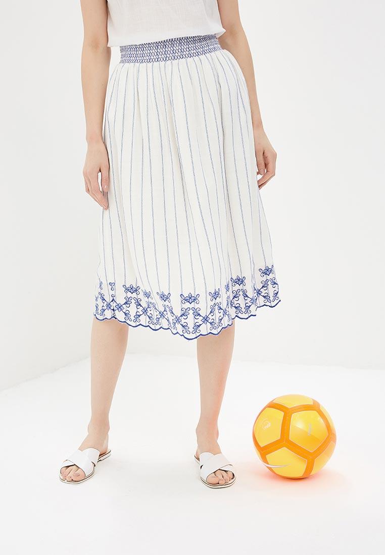 Широкая юбка Marks & Spencer T579420SY8