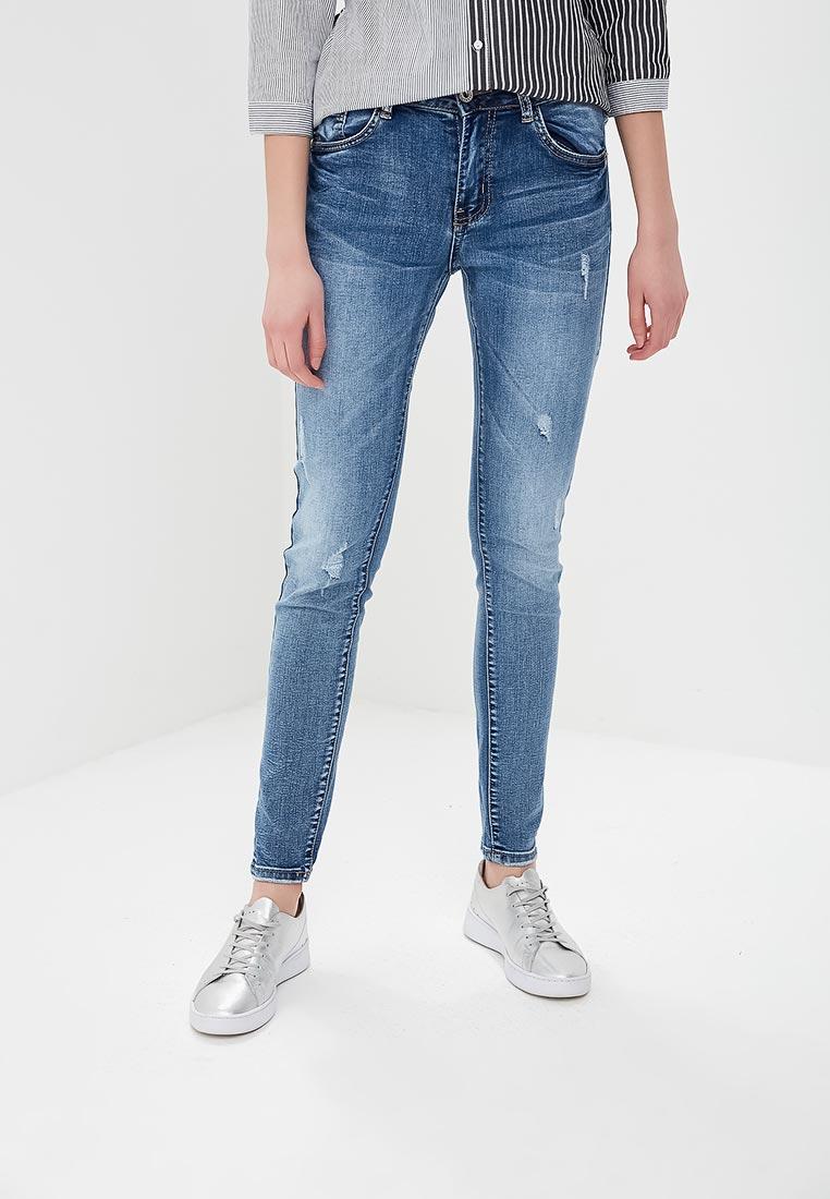 Зауженные джинсы Macleria B012-WG-838